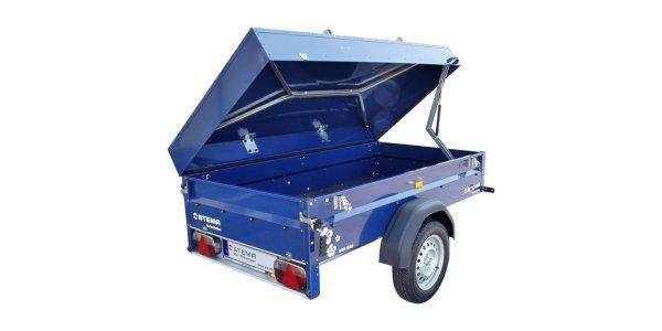 Stema - BLUE MAN 850 Campinganhänger mit Deckel