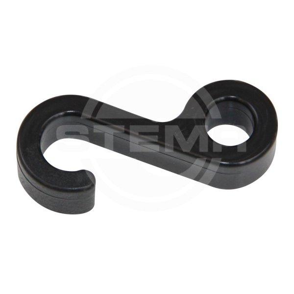 Kunststoffhaken für Planenschnur 6-10 mm (10 Stück)