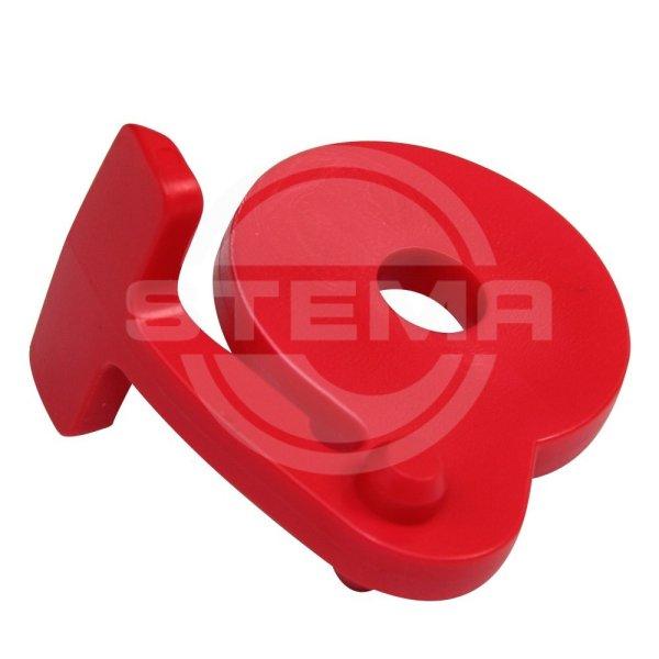 Sicherung für BASIC Griff (Kunststoff rot) 2 St. (Blister)
