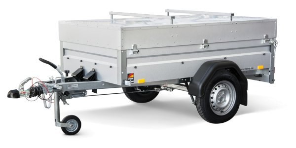 Stema FT 8.5-20-10.1B - mit Metalldeckel - Pkw Caping Anhänger