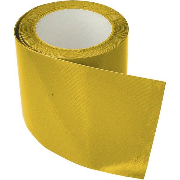 Planen-Reparatur-Klebeband, 1 Rolle 5 m x 10 cm Gelb