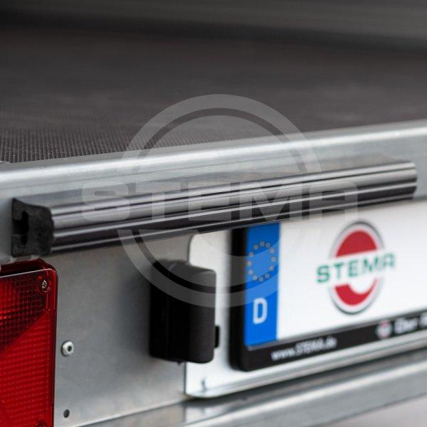 STEMA Auffahrrampen Arretierset für 149 cm Breite - S-Box Kofferanhänger