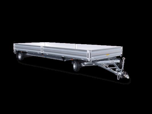 Humbaur HD 306121-2A - Drehschemelanhänger 2-Achser
