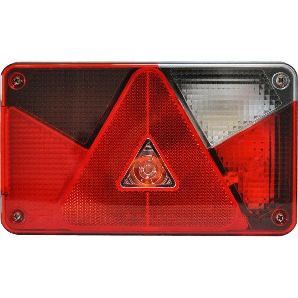 Aspöck Multipoint V Lichtscheibe links mit NSL