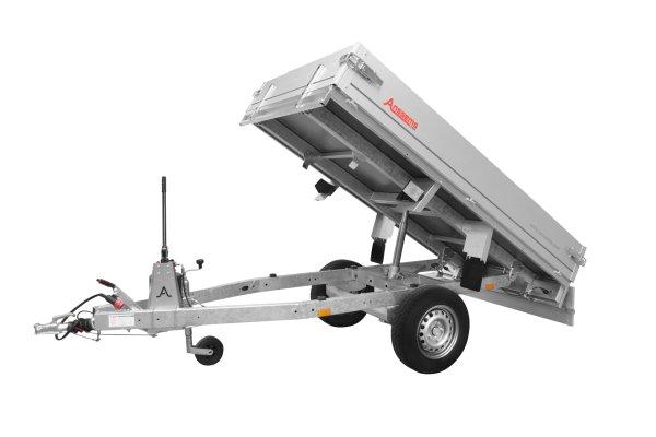 Anssems KLTB 1350.251×150 - Einachser Rückwärtskipper Anhänger