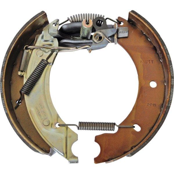 Bremsbacken Komplettsatz, Knott 200x50
