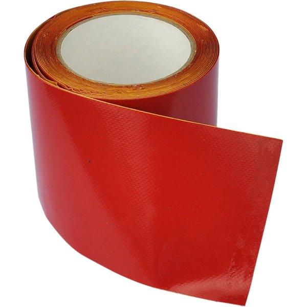 Planen-Reparatur-Klebeband, 1 Rolle 5 m x 10 cm Rot