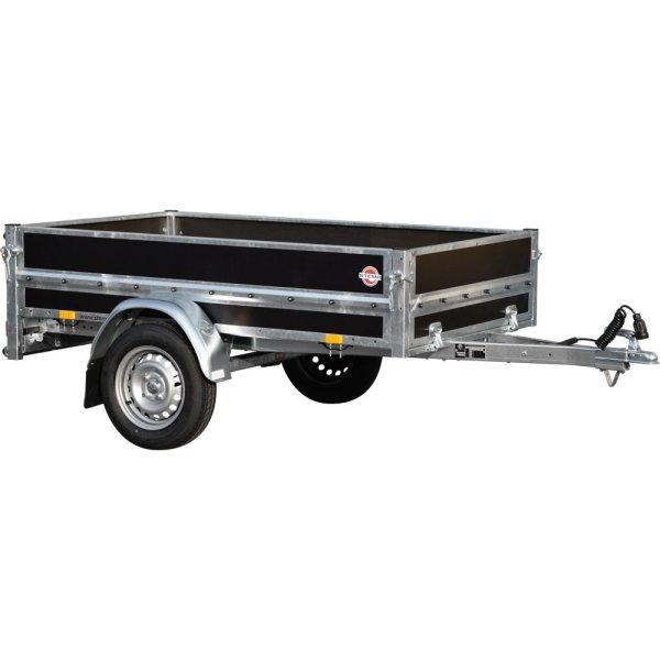 Stema Woodoxx - HZ 7.5-20-12.1 C Pkw Anhänger mit Holzbordwänden