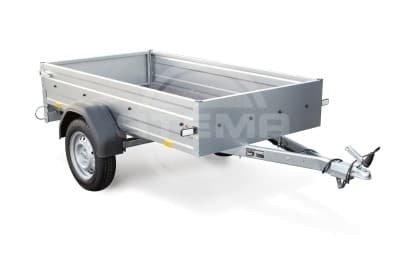 Stema 750 kg Pkw Anhänger - Sonderserie mit 13 Zoll Rädern